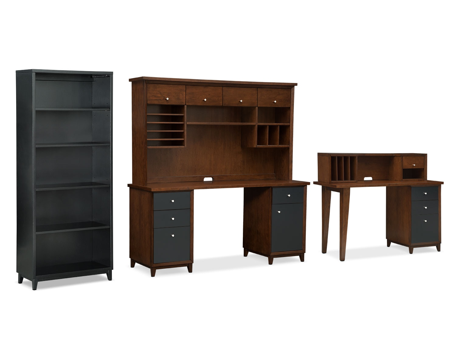 The Oslo Black Home Office Collection