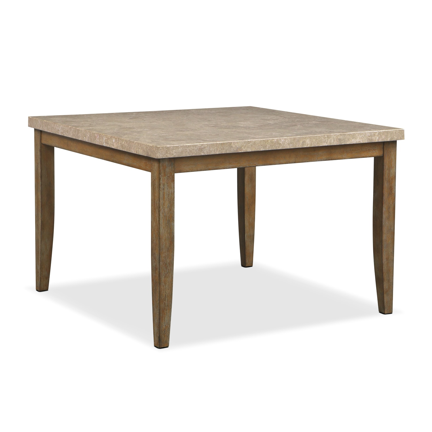 Dining Room Furniture - Sedona Gray Counter-Height Table