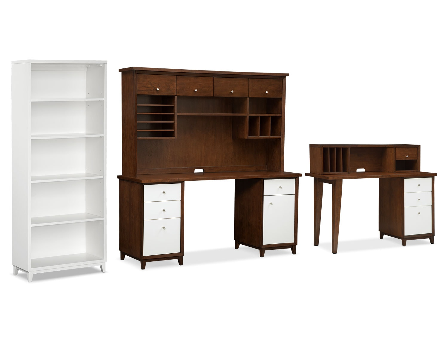 The Oslo White Home Office Collection