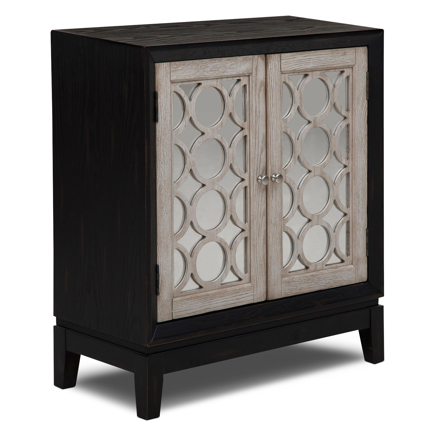 Accent and Occasional Furniture - Freida Accent Door Cabinet