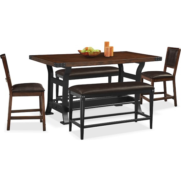 american signature plantation cove dining table west indies furniture set was today counter height chairs benches mahogany