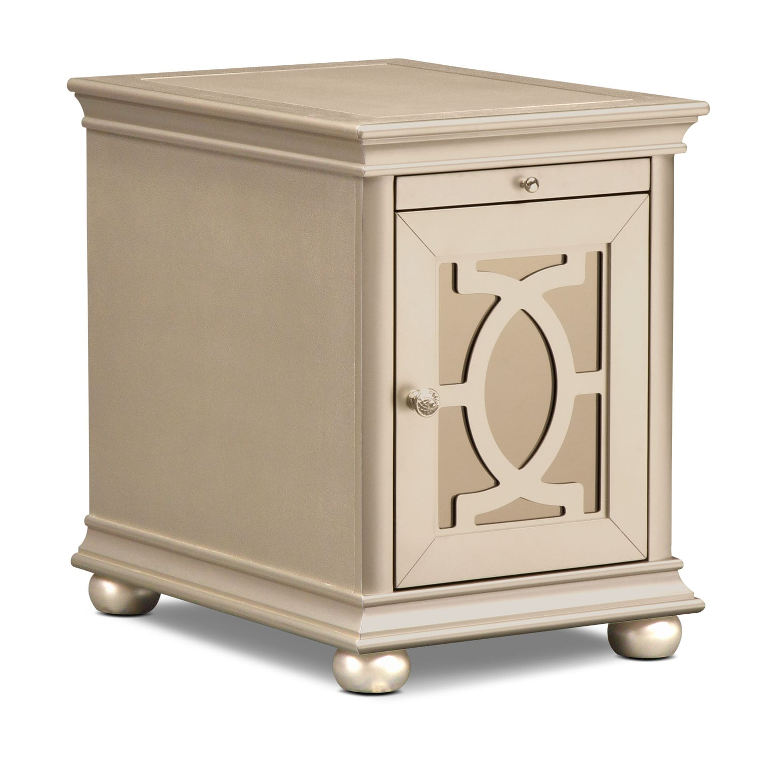 Accent and Occasional Furniture - Allegro Chairside Table