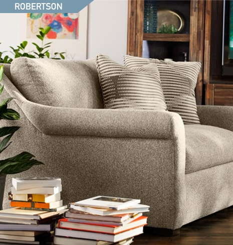 Shop the Robertson Cumulus Cushion Sofa by Kroehler
