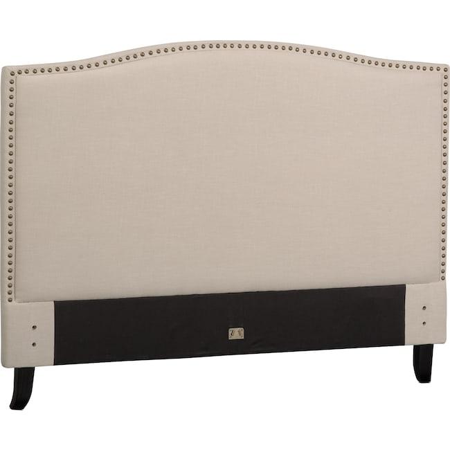 Bedroom Furniture - Aubrey Upholstered Headboard
