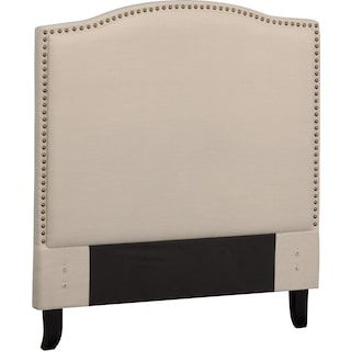 Aubrey Full Upholstered Headboard - Sand