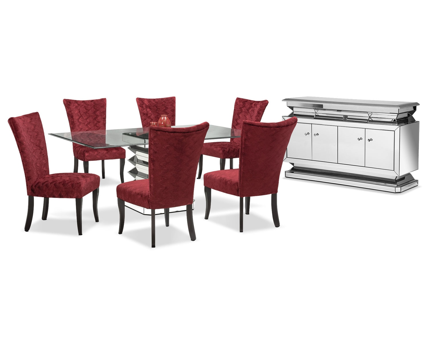 The Vibrato Collection - Red