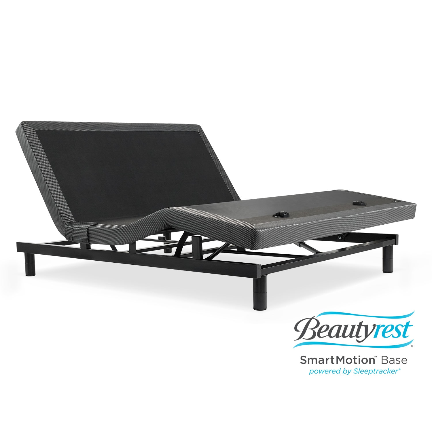 Mattresses and Bedding - Beautyrest SmartMotion 1.0 Queen Adjustable Base