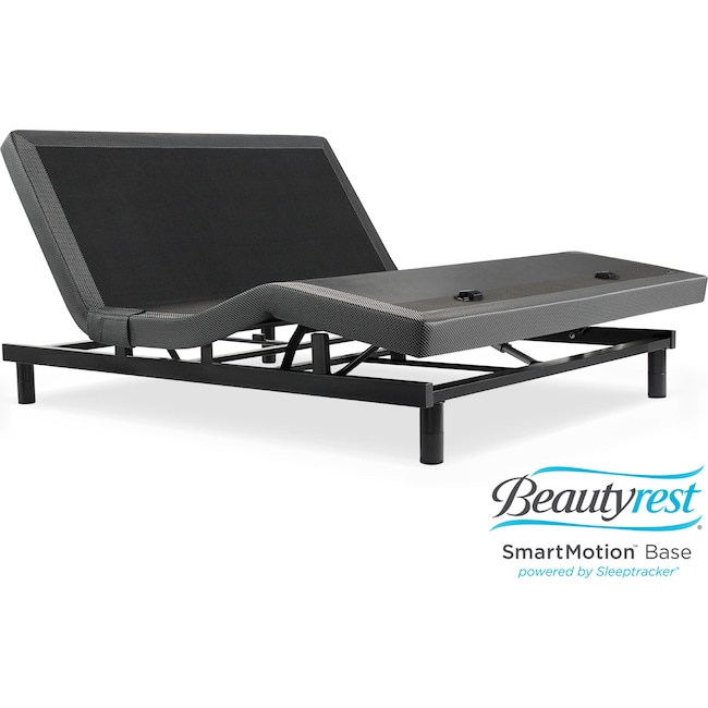 Mattresses and Bedding - Beautyrest SmartMotion 1.0 King Split Adjustable Base