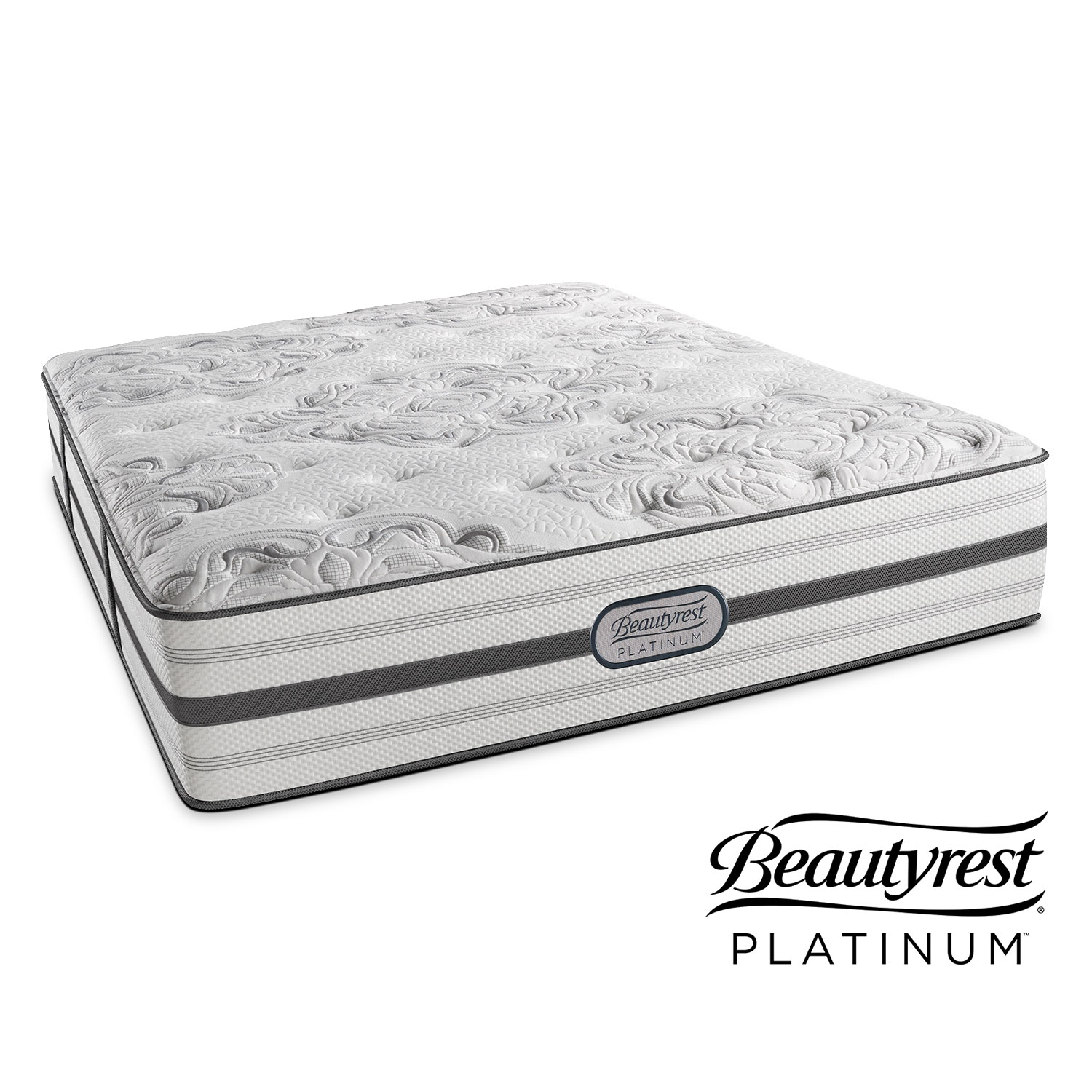 Mattresses and Bedding - Alexandria Luxury Firm California King Mattress