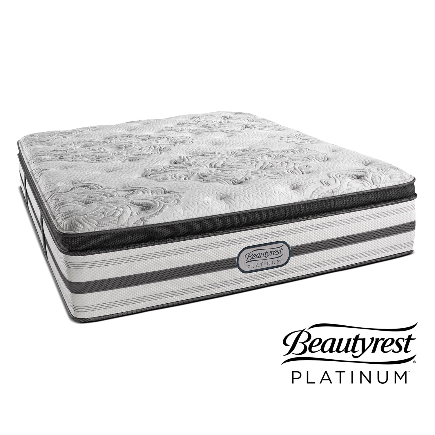 genevieve plush pillowtop california king mattress