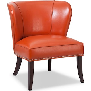 Denver Accent Chair - Orange