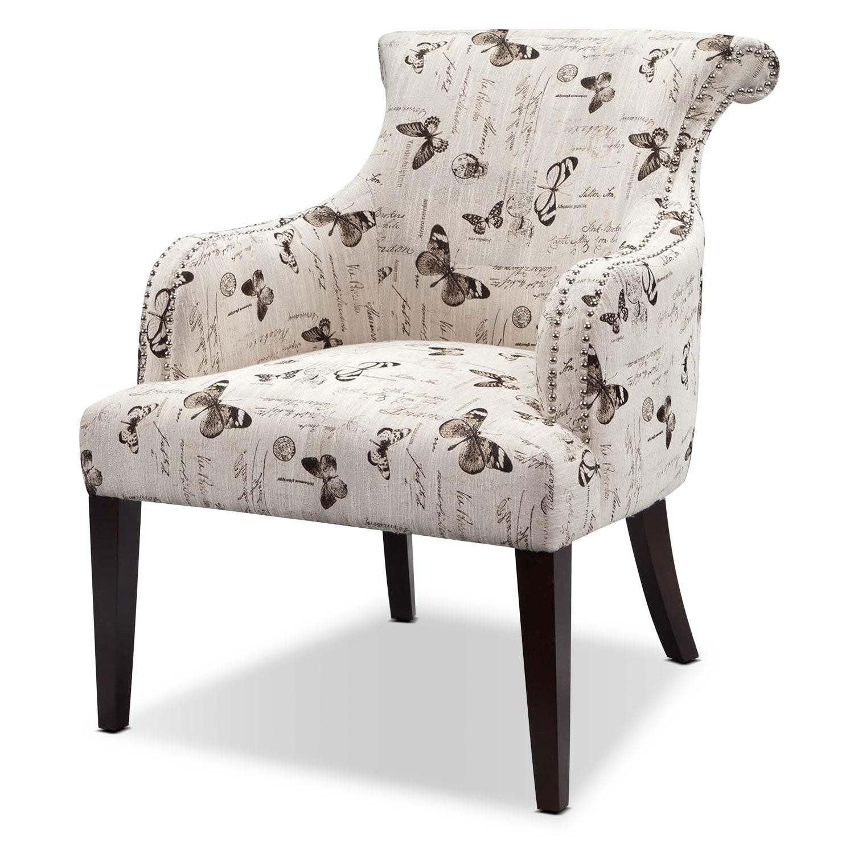 Living Room Furniture - Hampton Accent Chair