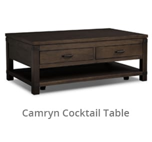 Shop the Camryn Cocktail Table