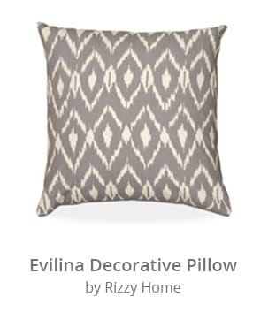 Shop the Evilina Decorative Pillow by Rizzy Home
