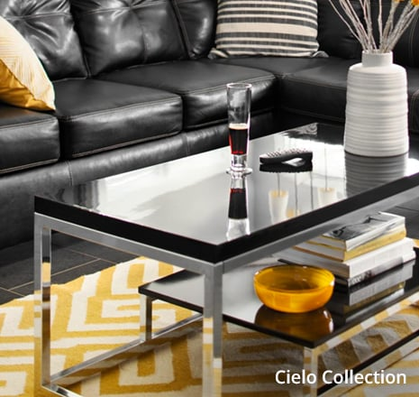Shop the Cielo Collection cocktail table