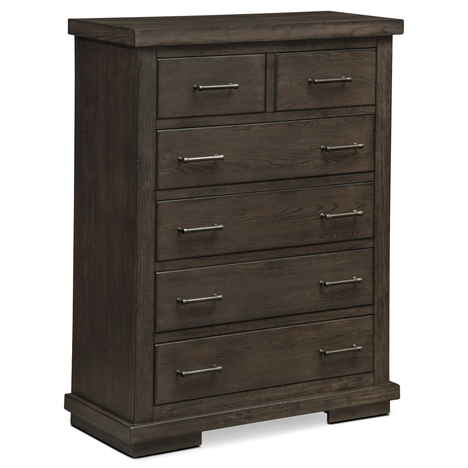 Bedroom Furniture - Jamestown Chest - Sable