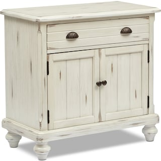 Linny Accent Cabinet - Ivory