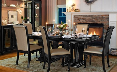 Learn how to furnish your first dining room