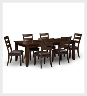 Shop the Abaco 7 piece Dining Room Set