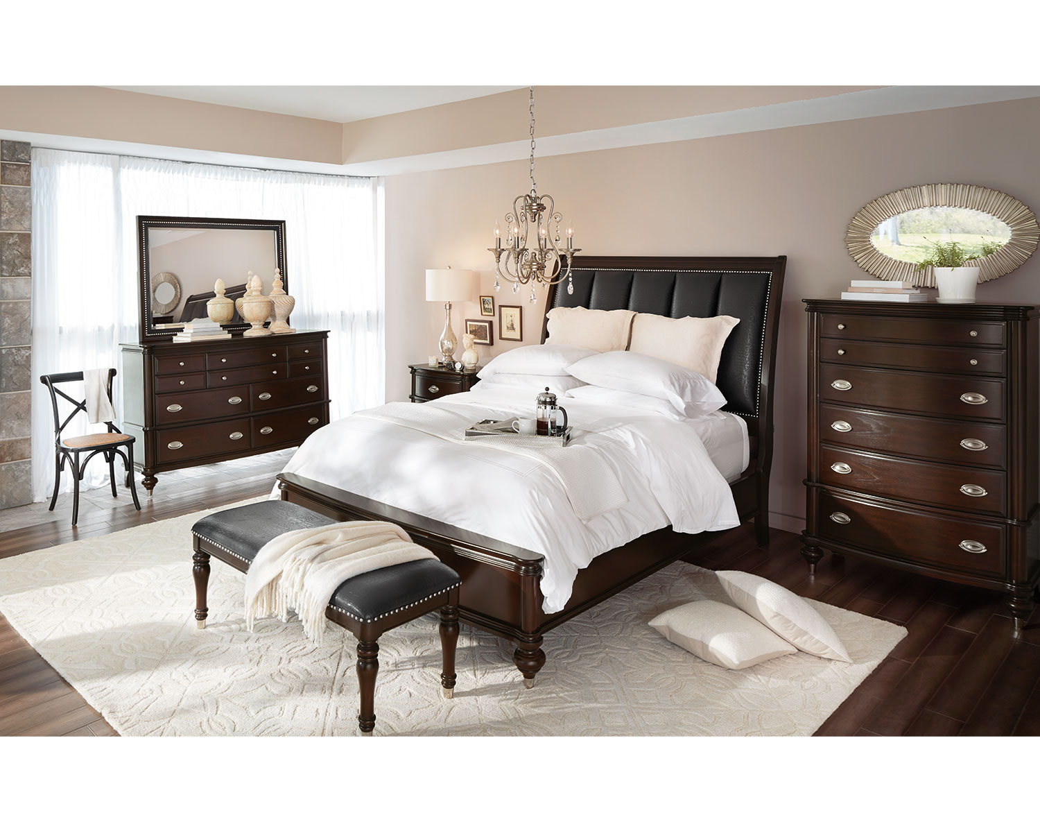 The Esquire Bedroom Collection