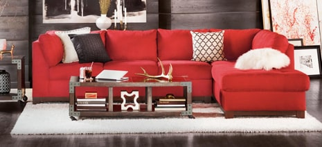 Learn how to choose between a sofa and a sectional for your space