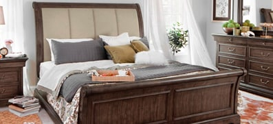 Browse bedding buying guides to help make the right decisions to style your bed