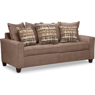 Bryden Sofa - Chocolate
