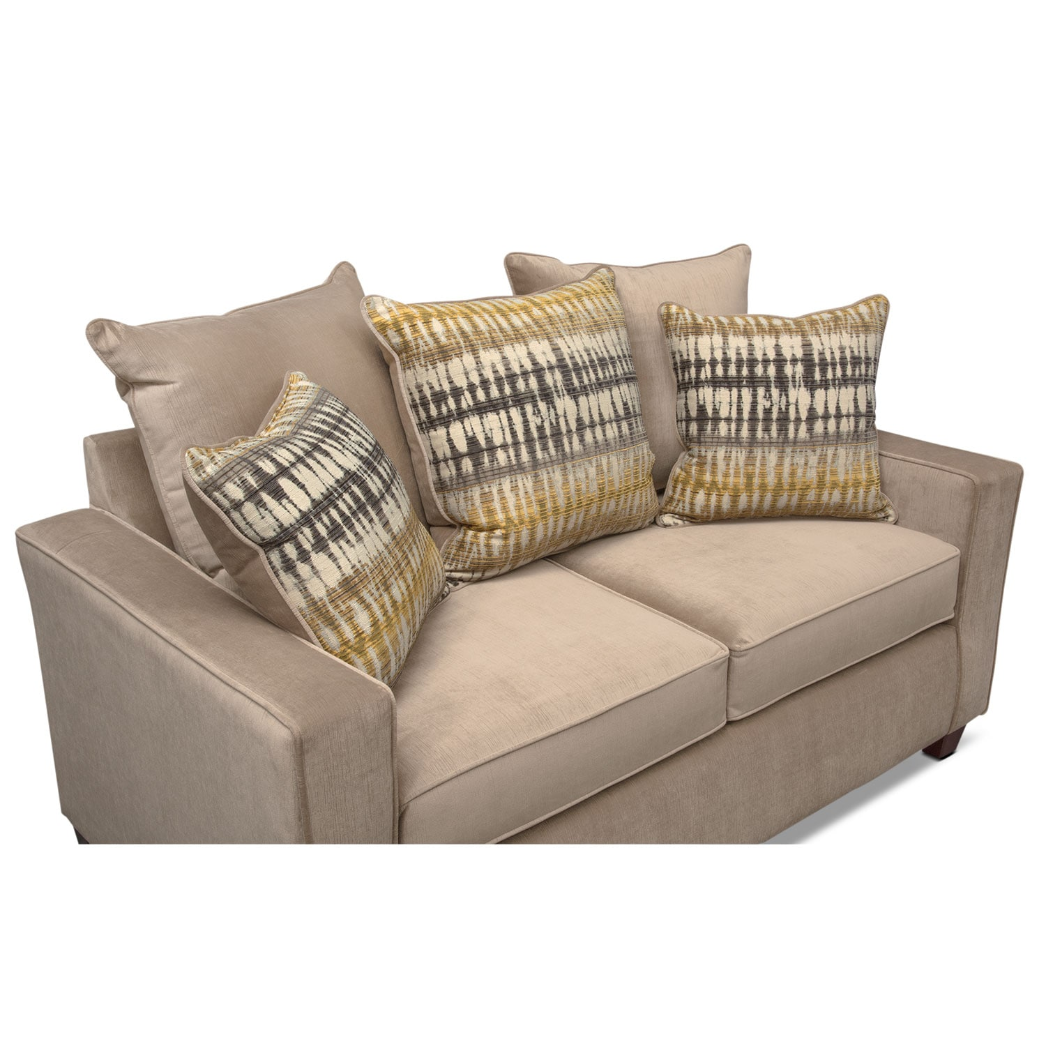 Sleeper sofa loveseat and chair set hover touch to zoom click to change image