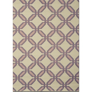 Broadway 5' x 8' Area Rug - Gray and Beige