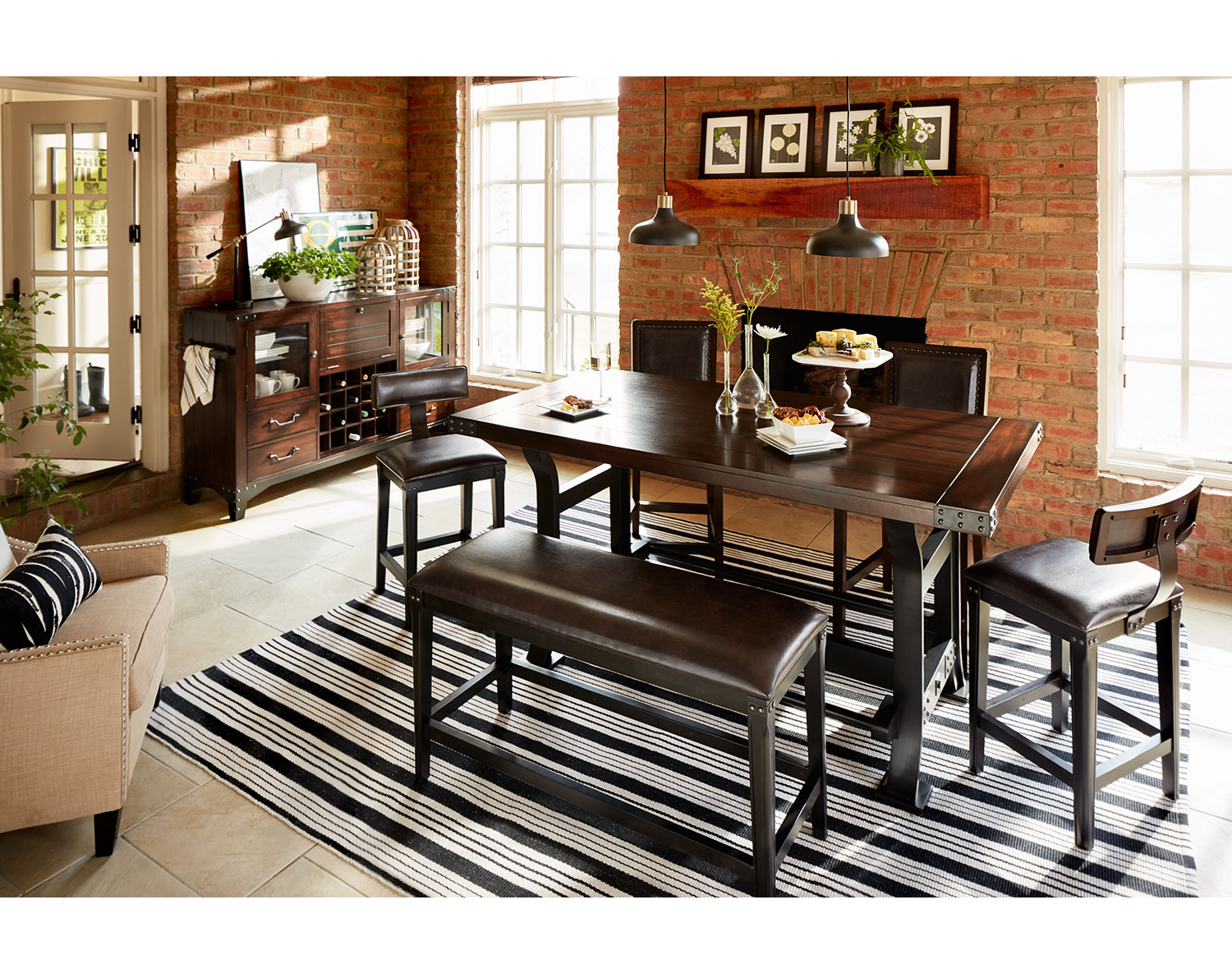 The Newcastle Dining Collection