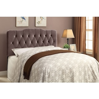 Quinn Queen Upholstered Headboard