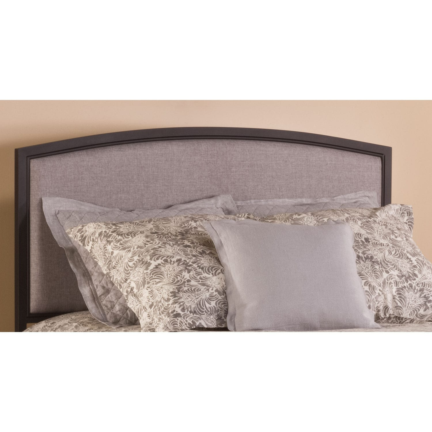 Bedroom Furniture - Bayside Full/Queen Headboard - Gray