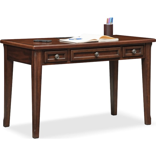 Bedroom Furniture - Hanover Youth Desk - Cherry