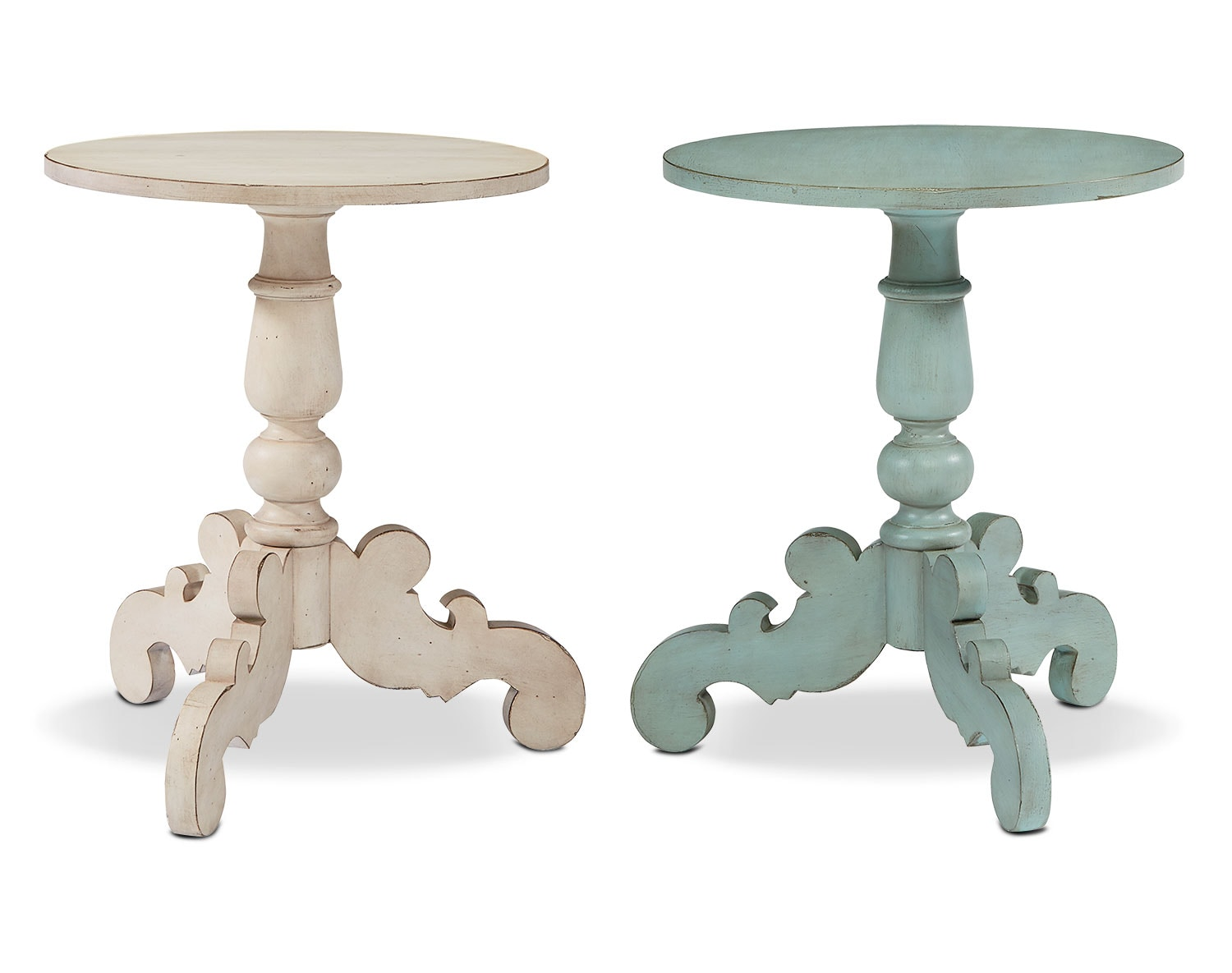 The French Inspired Occasional Table Collection
