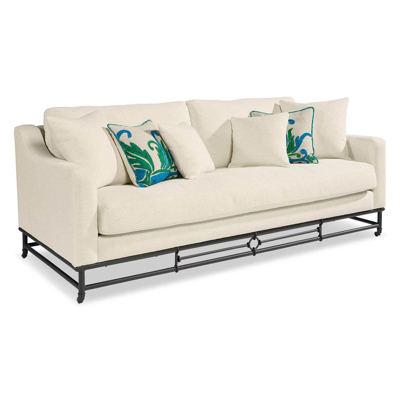 Living Room Furniture - Ironworks Sofa