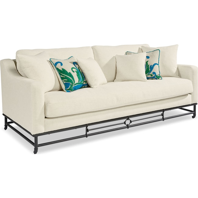 Living Room Furniture - Ironworks Sofa