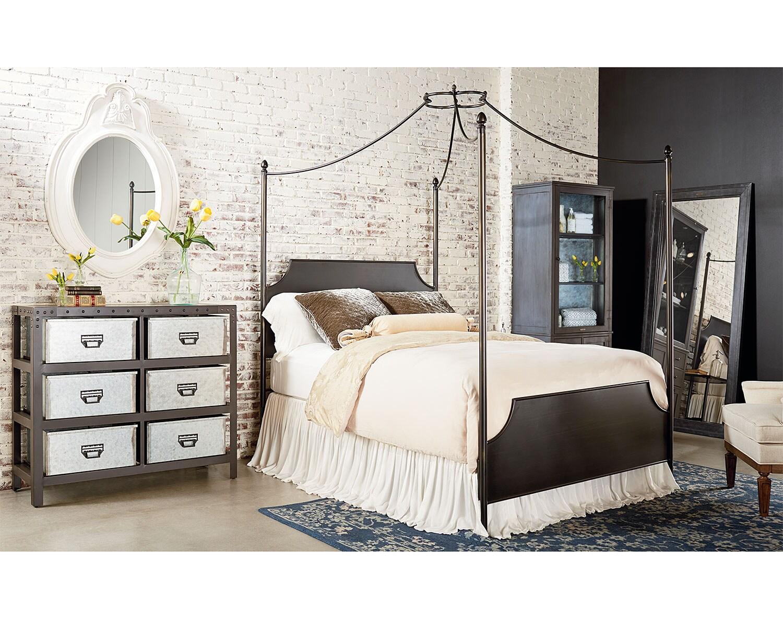 shop all magnolia home furniture american signature furniture. Black Bedroom Furniture Sets. Home Design Ideas
