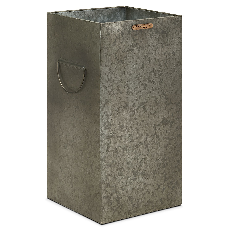Home Accessories - Metal Kinlen Box