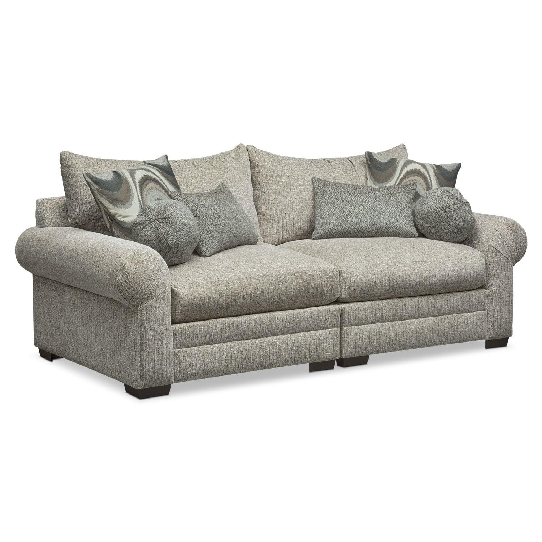 Wilshire Sofa - Gray