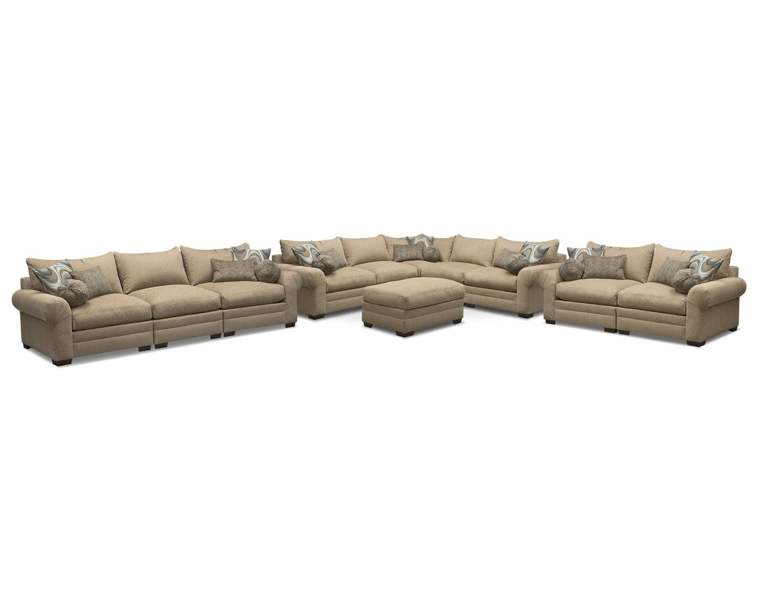 The Wilshire Collection - Taupe
