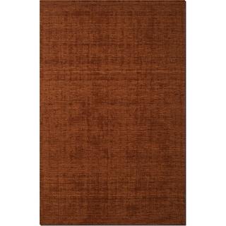 Basics 8' x 10' Area Rug - Orange