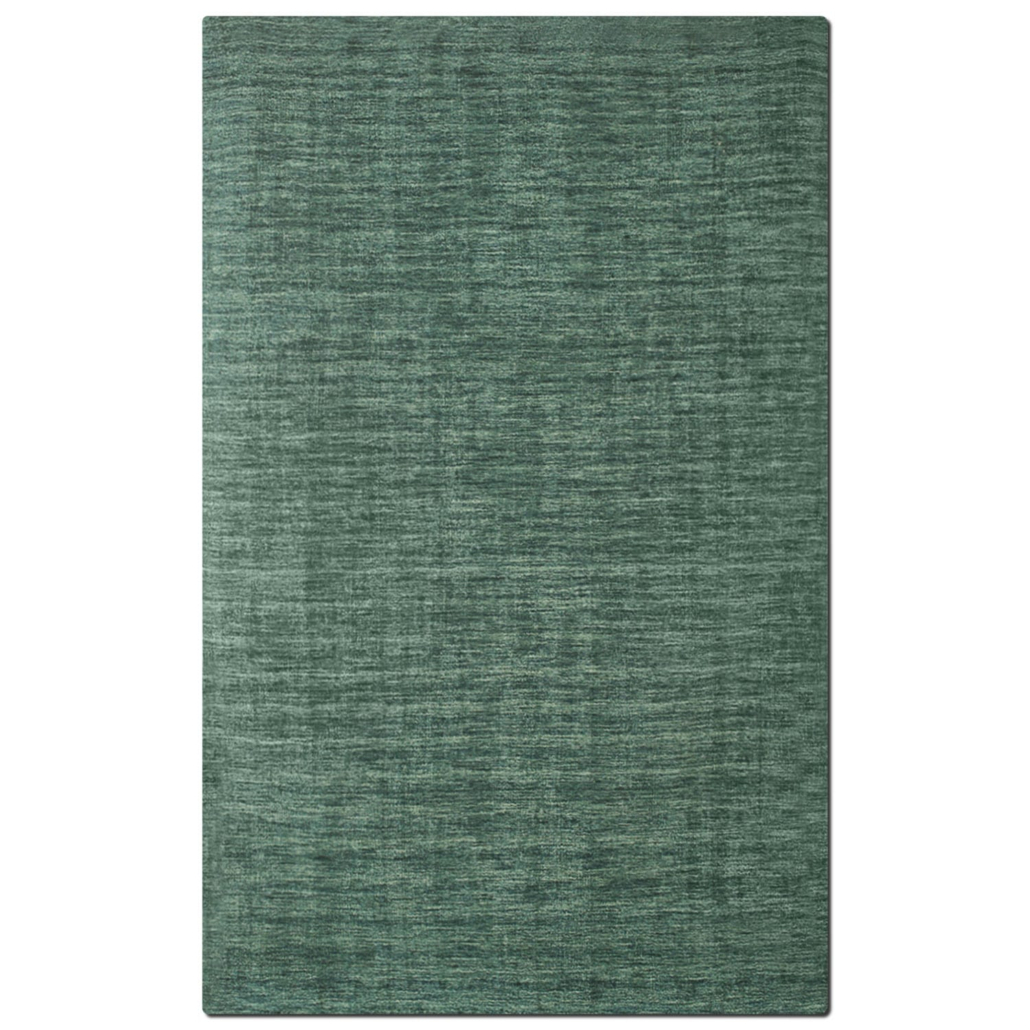Rugs - Basics 8' x 10' Area Rug - Teal