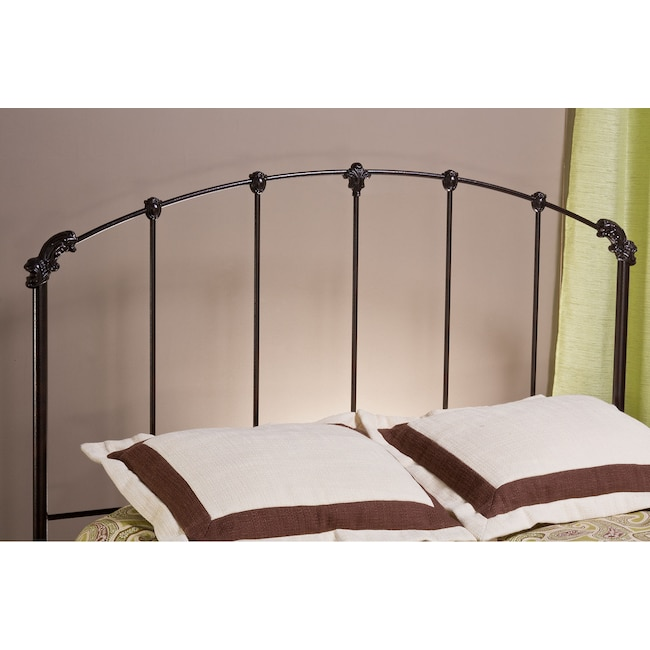 Bedroom Furniture - Bonita Twin Headboard - Copper