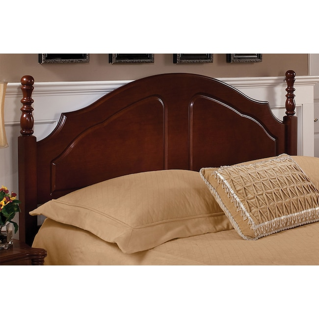Bedroom Furniture - Cheryl Full/Queen Headboard - Cherry