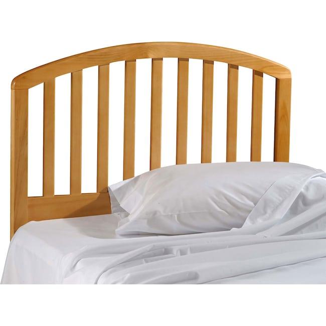 Bedroom Furniture - Carolina Twin Headboard - Pine