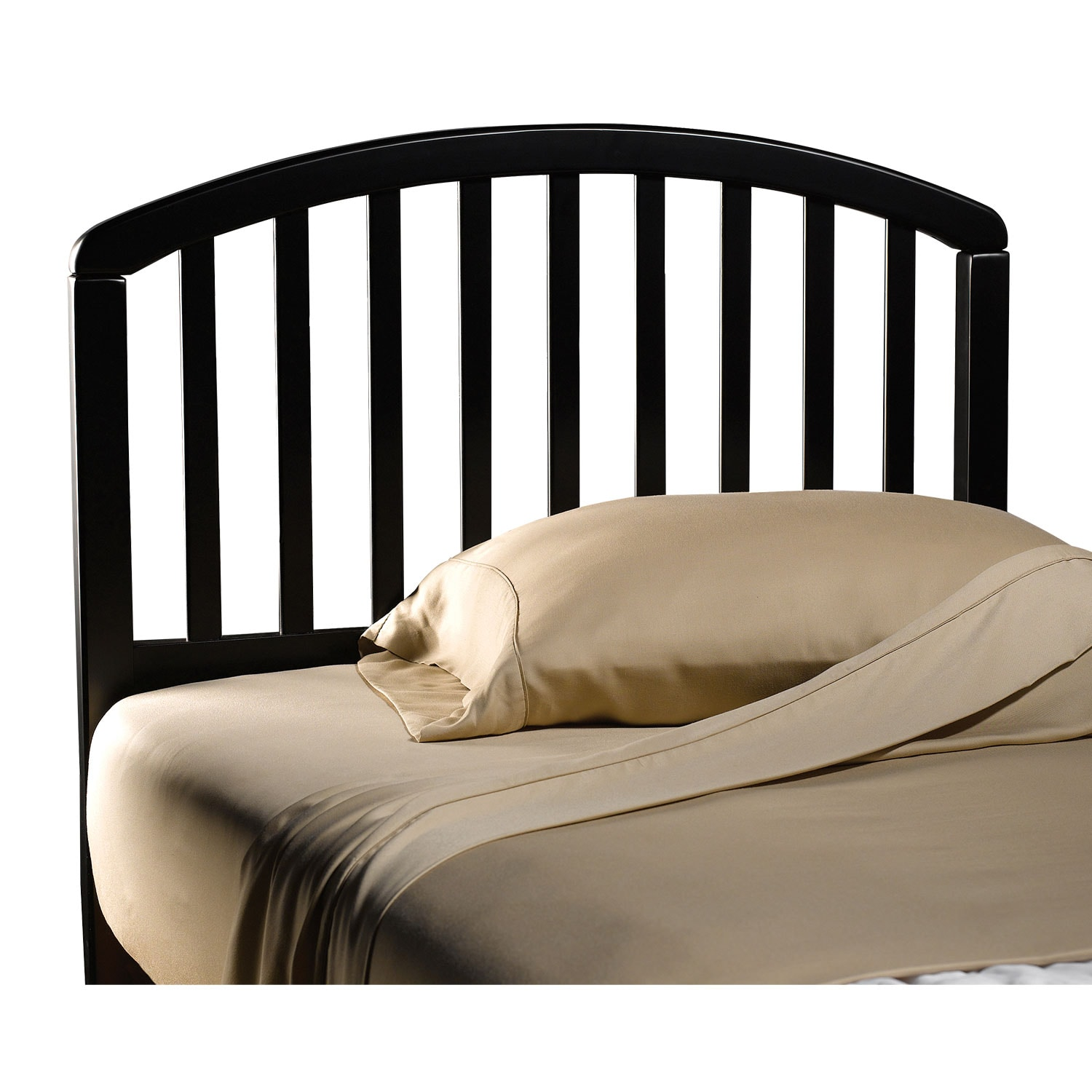 Carolina Twin Headboard - Black