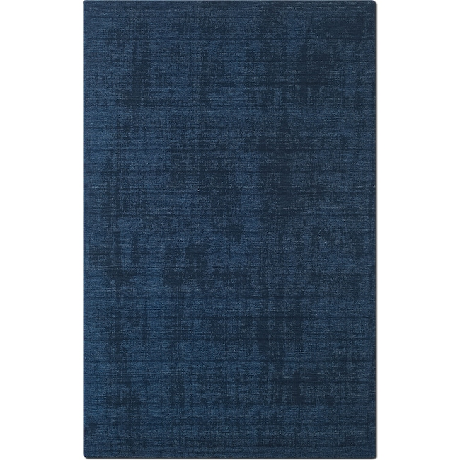 Rugs - Basics 8' x 10' Area Rug - Dark Blue