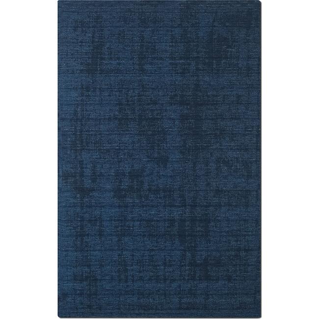 Rugs - Basics 8' x 10' Area Rug - Dark Blue