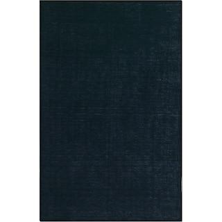 Basics 5' x 8' Area Rug - Black