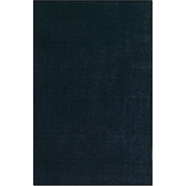 Rugs - Basics 8' x 10' Area Rug - Black
